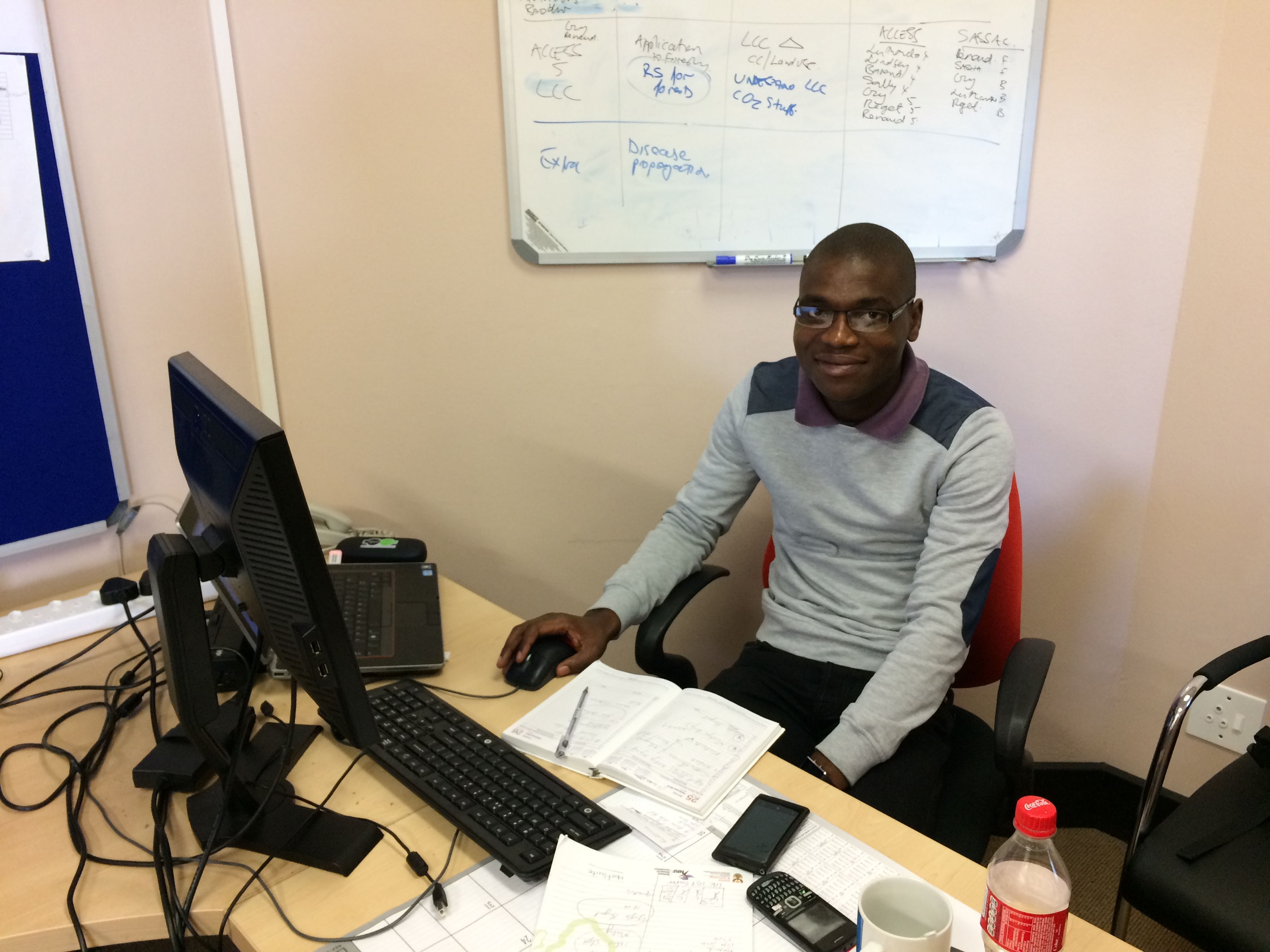 Mr Rendani Mulaudzi (Internship/Trainee Education Programme)